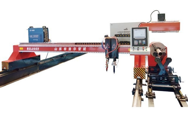 龙门式板管一体数控切割机