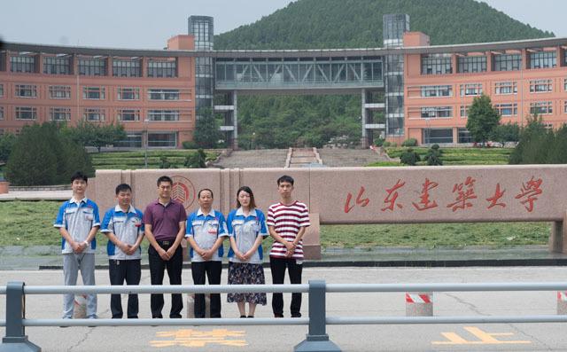 龙门切割机厂家与山东建筑大学展开校企合作