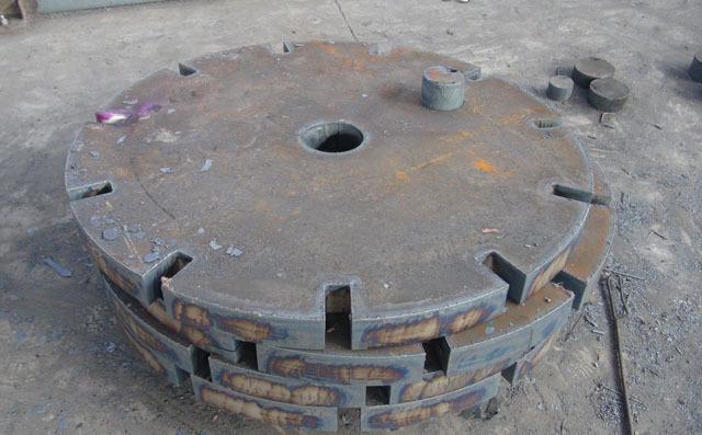 数控火焰切割机适合切割高厚度板材