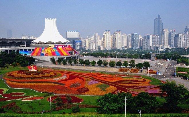 东盟博览会于9月10日-9月13日在中国南宁国际会展中心盛大开展。